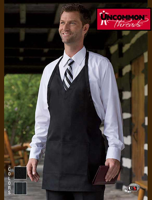 Uncommon Threads FORMAL V-NECK Apron