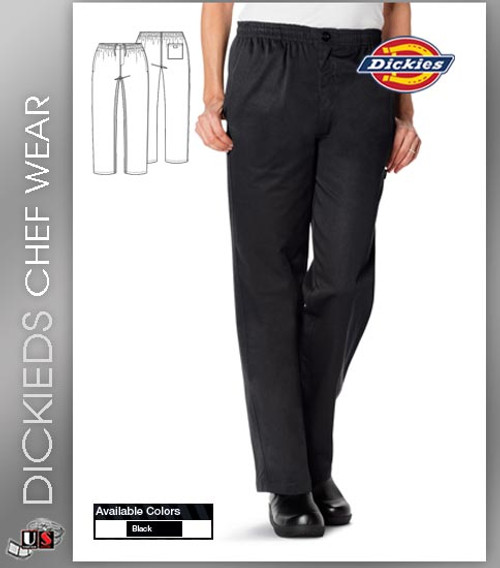 Dickies Chef Men's 3 Pockets Classic Trouser