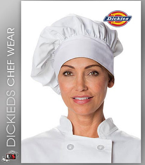 Dickies Chef Unisex Traditional Chef Hat