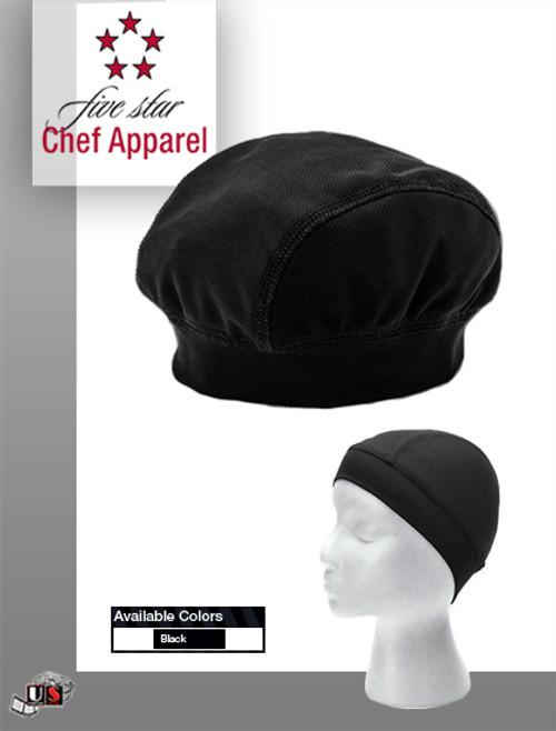 Five Star Chef Apparel Mesh Skull Cap