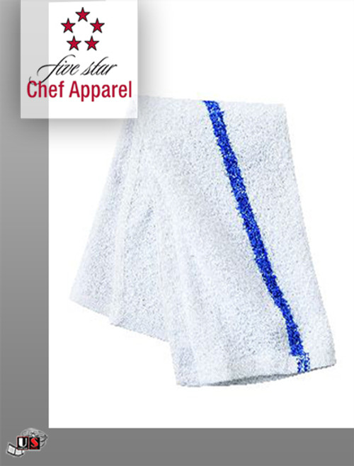 Five Star Chef Top Shelf Linen Terry Bar Mop Towel