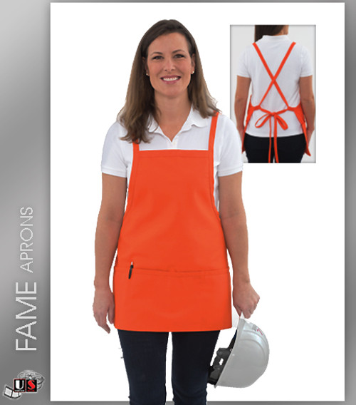 FAME 3 Pocket Criss-Cross Aprons