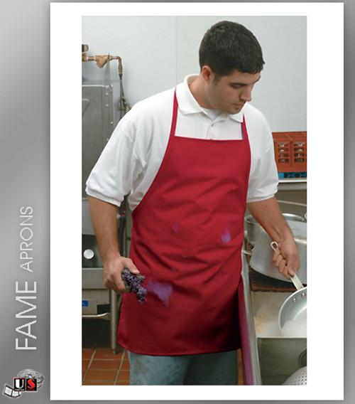 FAME No Pocket Water Repellent Standard Aprons