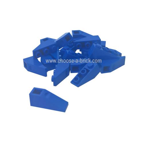 Slope, Inverted 33 3 x 1 blue