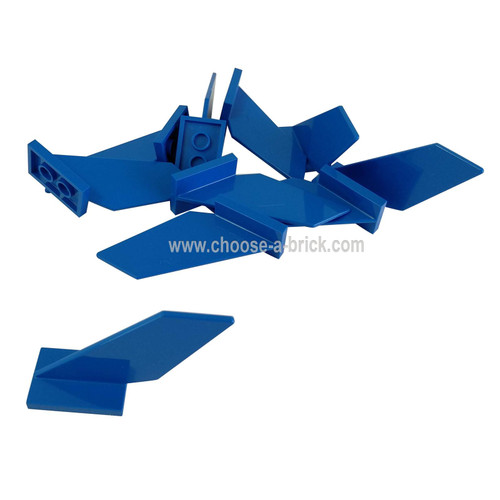 Tail Shuttle blue