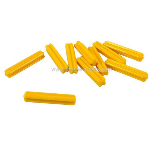Technic, Axle 3 yellow