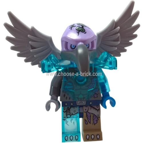Vornon - Trans-Light Blue Heavy Armor