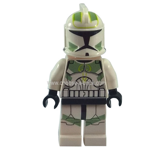 Clone Trooper Clone Wars with Sand Green Markings