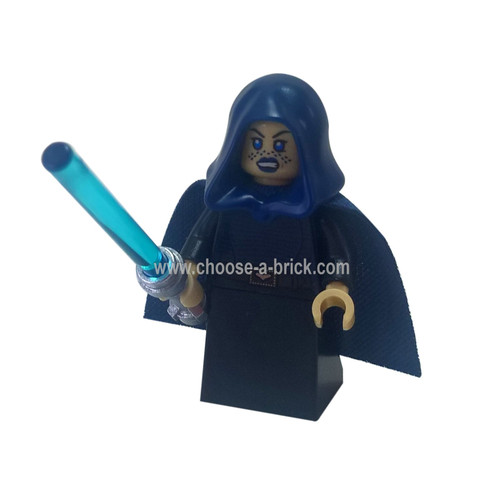 Barriss Offee (75206) with light saber