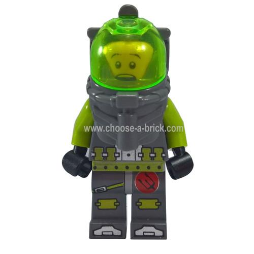 Atlantis Diver 2 - Bobby