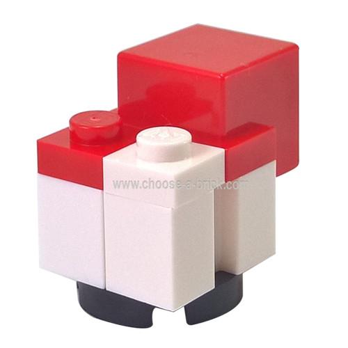 Minecraft Cow, Mooshroom, Baby