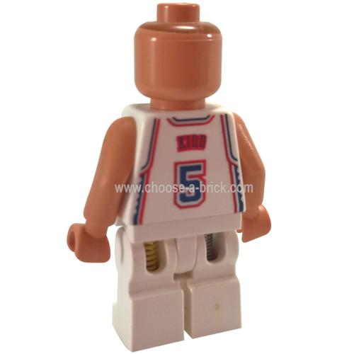 NBA Jason Kidd, New Jersey Nets 5 (White Uniform)