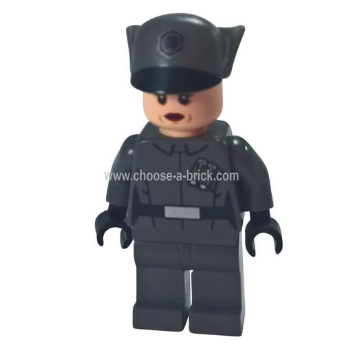 First Order Officer Female (75104) LEGO Star Wars