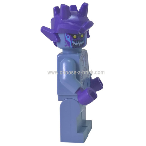 Stone Stomper - Dark Purple Cracks (70357)