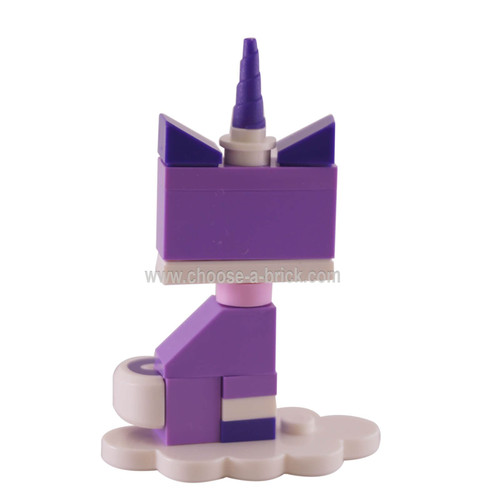 coluni1 Sleepy Unikitty, Unikitty!, Series 1 Complete Set with Stand taken out of the bag to verify content. Complete.