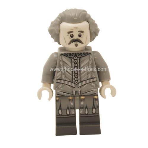 Nearly Headless Nick - LEGO Minifigure Harry Potter