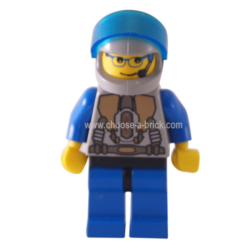 LoM - Assistant - LEGO Minifigures Space