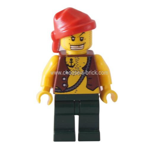 pirate pi130 - LEGO Minifigure Pirate