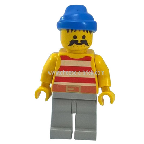 pi041 - LEGO Minifigure Pirate