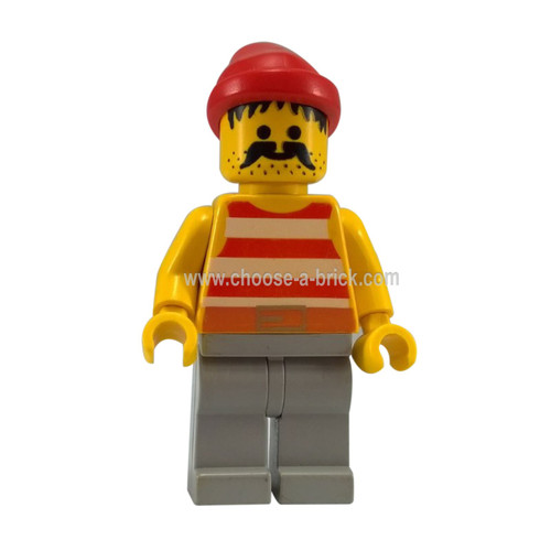 pi044 - LEGO Minifigure Pirate