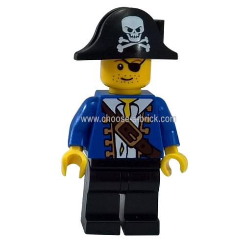 pi102 - LEGO Minifigure Pirates