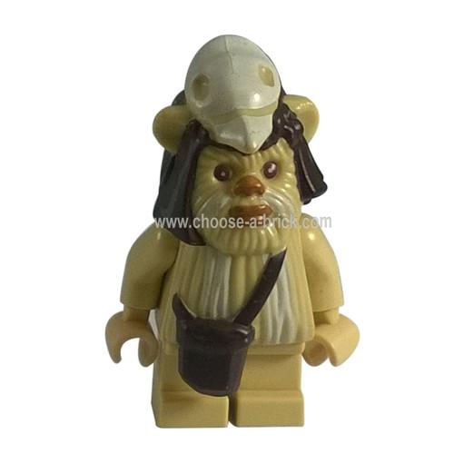 Logray (Ewok) -  LEGO MInifigure Star Wars