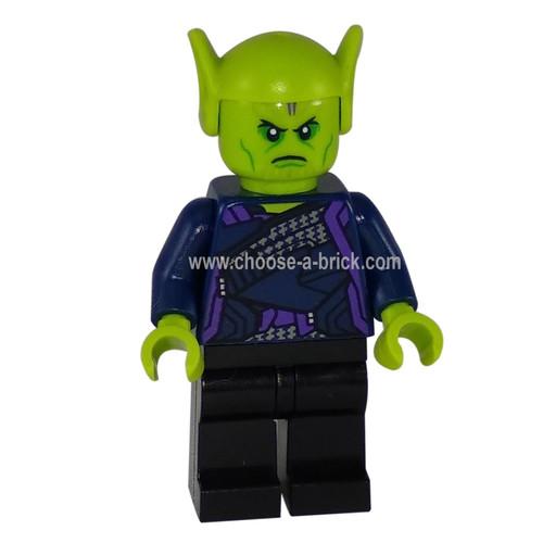 Talos Skrull - LEGO Minifigure Super Heroes