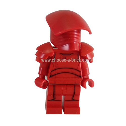 Elite Praetorian Guard (Flat Helmet - LEGO Minifigure Star wars