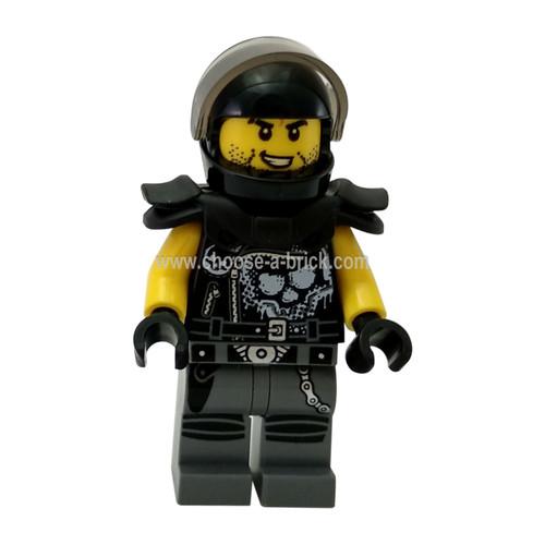 Skip vicious - LEGO Minifigure Ninjago