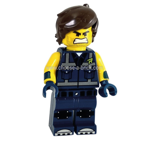 Rex Dangervest - LEGO Minifigure The Lego Movies