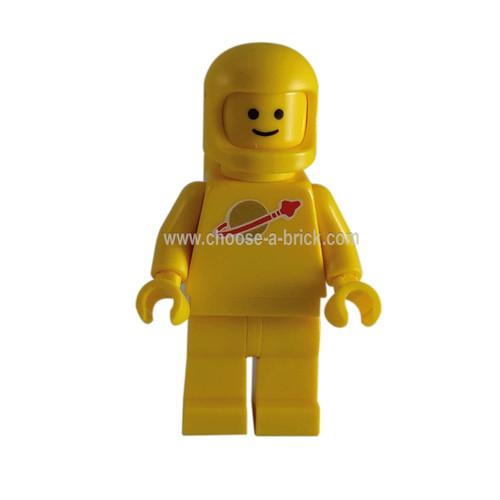 Classic Space - Yellow (2e Reissue - Kenny) - LEGO Minifigure The Lego Movie