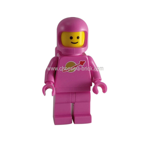 Classic Space - Pink (Lenny) - LEGO Minifigure The Lego Movies