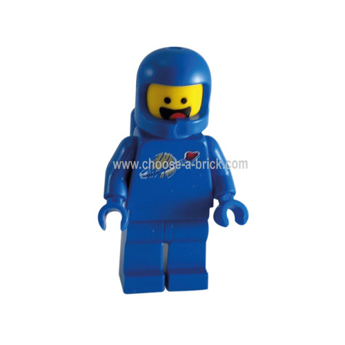 Benny - Smile / Scared - LEGO Minifigure The Lego Movie