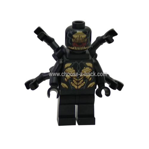Outrider - LEGO Minifigure Super Heroes