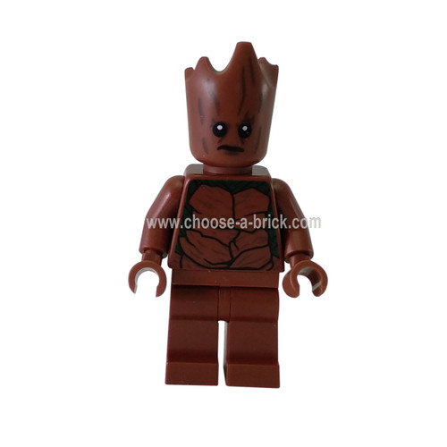 Groot, Teen Groot (Infinity War) - LEGO Minifigure Super Heroes