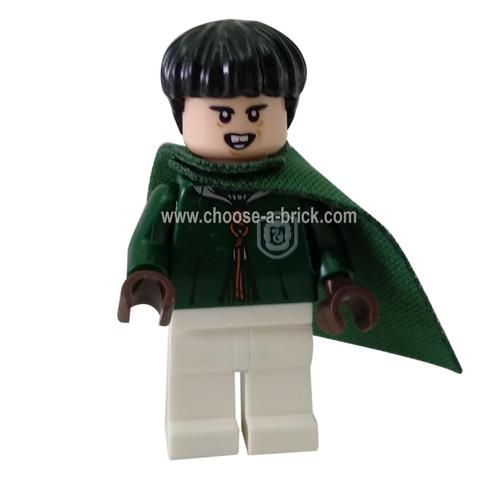 Marcus Flint, Quidditch Uniform - LEGO Minifigures Harry Potter