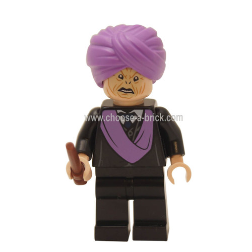 Professor Quirrell 75954 with wand