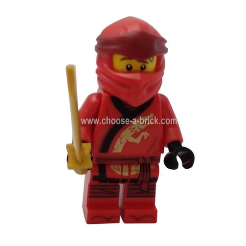 Kai (Legacy) - LEGO Minifigure Ninjago