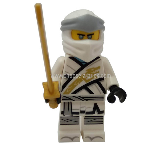 Zane (Legacy) - LEGO Minifigure Ninjago