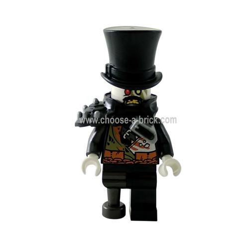 Iron Baron - LEGO Minifigure Ninjago