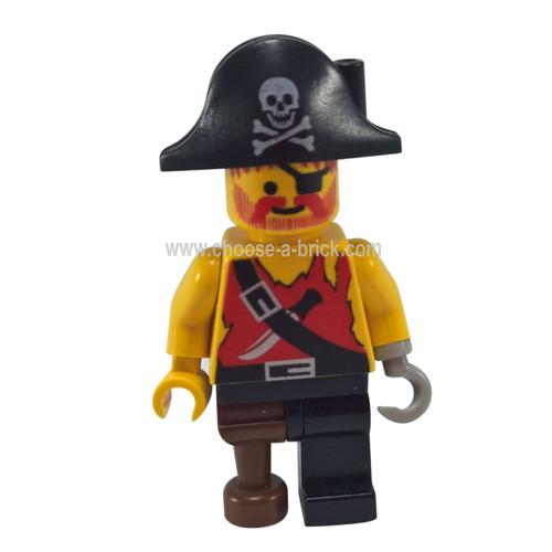 pirate - pi022 - LEGO Minifigure Pirate