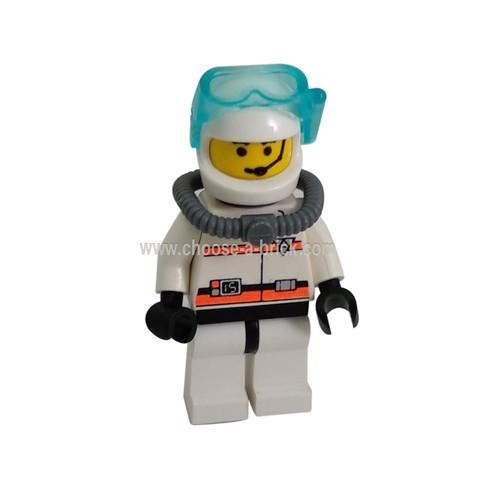 Rescue Team - rsq007 - LEGO Minifigure Rescue Team