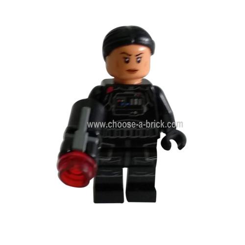 Iden Versio (Inferno Squad Commander) - LEGO Minifigure Star Wars