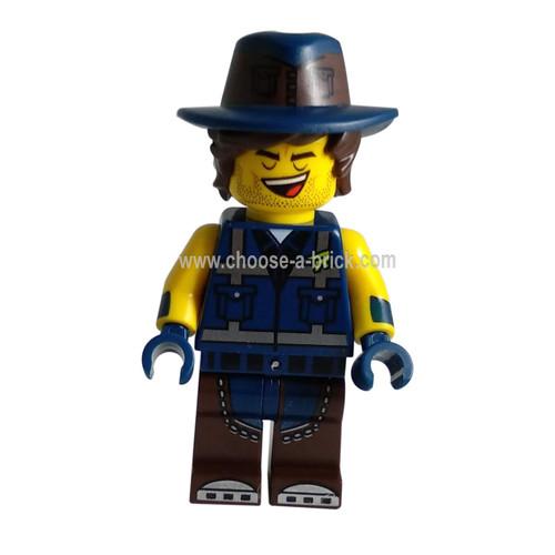 Vest Friend Rex - LEGO Minifigure The LEGO Movie