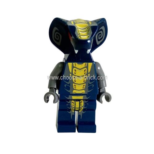 Slithraa - LEGO Minifigure Ninjago