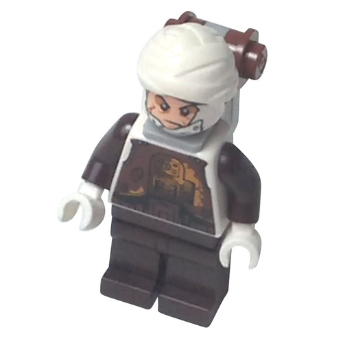 Dengar (White Torso) with blaster
