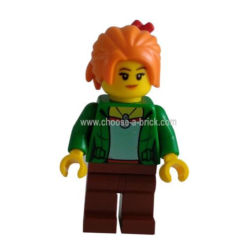 Misako Koko - LEGO Minifigure Ninjago