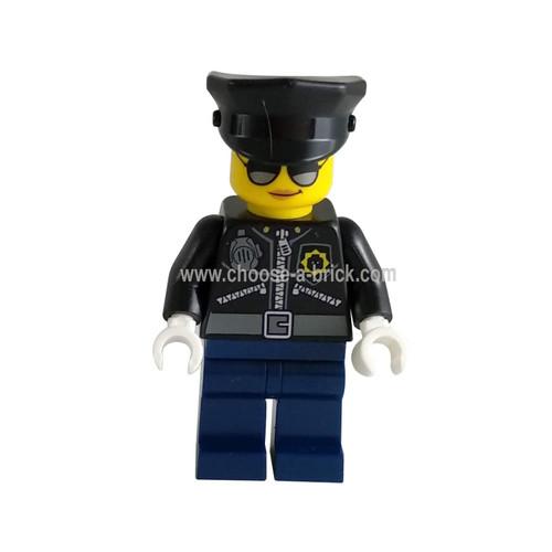 Officer Noonan - LEGO Minifigure Ninjago
