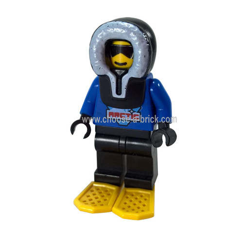 Arctic arc006 - LEGO Minifigure Arctic Adventure