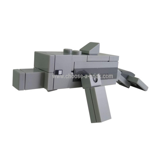 Minecraft Dolphin - LEGO Minfigure Minecraft